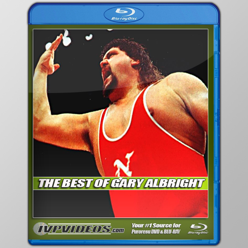 Best of Gary Albright (3 Discs Blu-Ray)